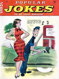Cover for Popular Jokes (Marvel, 1961 series) #4