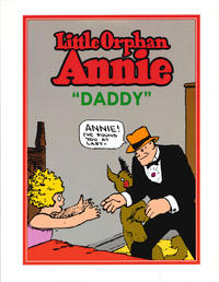 "Cover Thumbnail for Little Orphan Annie ""Daddy"" (Pacific Comics Club, 2002 series)"