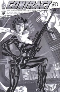 Cover Thumbnail for Contract (First Salvo Productions, 2008 series) #0