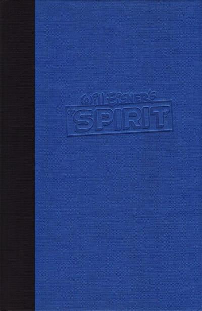 Cover for Los Archivos de The Spirit (NORMA Editorial, 2003 series) #1
