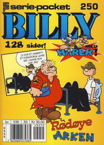 Cover for Serie-pocket (Hjemmet / Egmont, 1998 series) #250