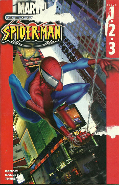 Cover for Ultimate Spider-Man 1∙2∙3 (Marvel, 2001 series) #[nn]