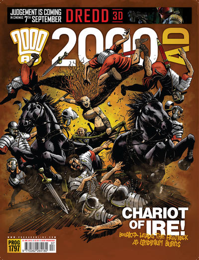 Cover for 2000 AD (Rebellion, 2001 series) #1797