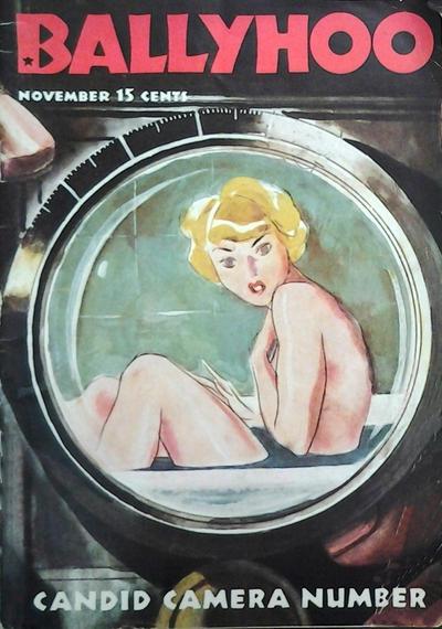 Cover for Ballyhoo (Dell, 1931 series) #v13#4