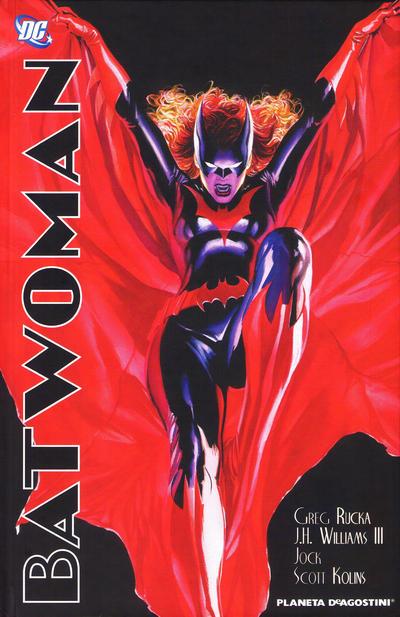 Cover for Batwoman (Planeta DeAgostini, 2010 series) #[nn]