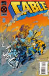 Cover for Cable (Marvel, 1993 series) #18 [Regular Direct Edition]