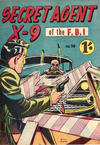 Cover for Secret Agent X9 (Yaffa / Page, 1963 series) #19