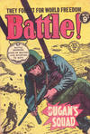 Cover for Battle! (Horwitz, 1954 ? series) #26