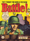 Cover for Battle! (Horwitz, 1954 ? series) #48