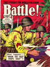 Cover for Battle! (Horwitz, 1954 ? series) #50