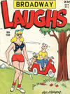 Cover for Broadway Laughs (Prize, 1950 series) #v14#4