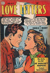 Cover for Love Letters (Quality Comics, 1954 series) #34
