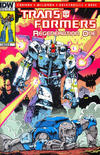 Cover Thumbnail for Transformers: Regeneration One (2012 series) #83 [Cover B - Guido Guidi]
