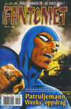 Cover for Fantomet (Hjemmet / Egmont, 1998 series) #23/2002