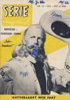 Cover for Seriemagasinet (Serieforlaget / Se-Bladene / Stabenfeldt, 1951 series) #12/1955