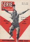 Cover for Seriemagasinet (Serieforlaget / Se-Bladene / Stabenfeldt, 1951 series) #13/1955
