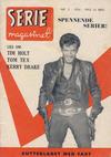 Cover for Seriemagasinet (Serieforlaget / Se-Bladene / Stabenfeldt, 1951 series) #3/1956