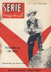 Cover for Seriemagasinet (Serieforlaget / Se-Bladene / Stabenfeldt, 1951 series) #7/1956