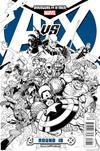 Cover Thumbnail for Avengers vs. X-Men (2012 series) #10 [Bradshaw Sketch Variant]