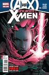 Cover for Uncanny X-Men (Marvel, 2012 series) #17