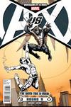 Cover for Avengers vs. X-Men (Marvel, 2012 series) #9 [X-Men Team Variant]