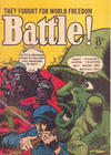 Cover for Battle! (Horwitz, 1954 ? series) #10