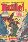 Cover for Battle! (Horwitz, 1954 ? series) #8