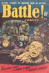 Cover for Battle! Comics (Horwitz, 1953 ? series) #3