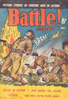 Cover for Battle! Comics (Horwitz, 1953 ? series) #1