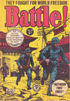 Cover for Battle! (Horwitz, 1954 ? series) #24