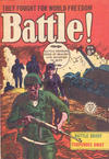 Cover for Battle! (Horwitz, 1954 ? series) #14