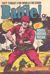 Cover for Battle! (Horwitz, 1954 ? series) #18
