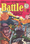 Cover for Battle! (Horwitz, 1954 ? series) #12