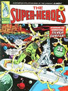 Cover for The Super-Heroes (Marvel UK, 1975 series) #7