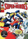 Cover for The Super-Heroes (Marvel UK, 1975 series) #33