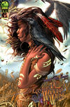 Cover for The Legend of Oz: The Wicked West (Big Dog Ink, 2011 series) #3