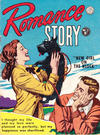 Cover for Romance Story (Horwitz, 1950 ? series) #3