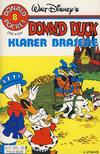 Cover for Donald Pocket (Hjemmet / Egmont, 1968 series) #8 - Donald Duck klarer brasene [4. opplag Reutsendelse 330 90]