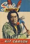 Cover for Seriemagasinet (Serieforlaget / Se-Bladene / Stabenfeldt, 1951 series) #6/1958