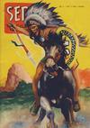 Cover for Seriemagasinet (Serieforlaget / Se-Bladene / Stabenfeldt, 1951 series) #4/1957
