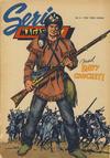 Cover for Seriemagasinet (Serieforlaget / Se-Bladene / Stabenfeldt, 1951 series) #4/1958