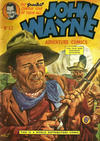 Cover for John Wayne Adventure Comics (World Distributors, 1950 ? series) #52