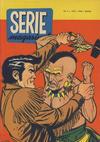 Cover for Seriemagasinet (Serieforlaget / Se-Bladene / Stabenfeldt, 1951 series) #9/1957