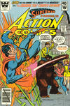 Cover Thumbnail for Action Comics (1938 series) #505 [Whitman]