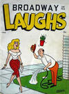 Cover for Broadway Laughs (Prize, 1950 series) #v12#11