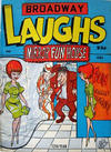 Cover for Broadway Laughs (Prize, 1950 series) #v15#7