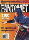 Cover for Serie-pocket (Hjemmet / Egmont, 1998 series) #232