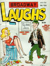 Cover for Broadway Laughs (Prize, 1950 series) #v14#5