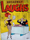 Cover for Broadway Laughs (Prize, 1950 series) #v14#1