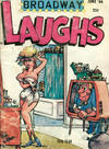 Cover for Broadway Laughs (Prize, 1950 series) #v8#6